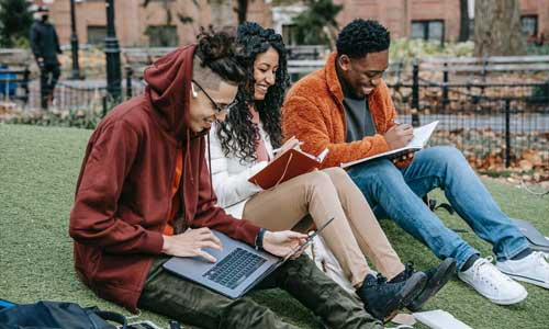 Discover Better Ways to Study with Friends 2 - Discover Better Ways to Study with Friends
